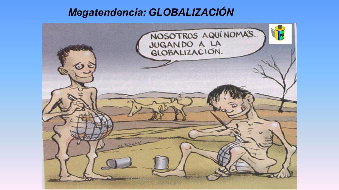 Megatendencia: GLOBALIZACIÓN CDEM CENTRO DE INVESTIGACIÓN Y DESARROLLO EMPRESARIAL