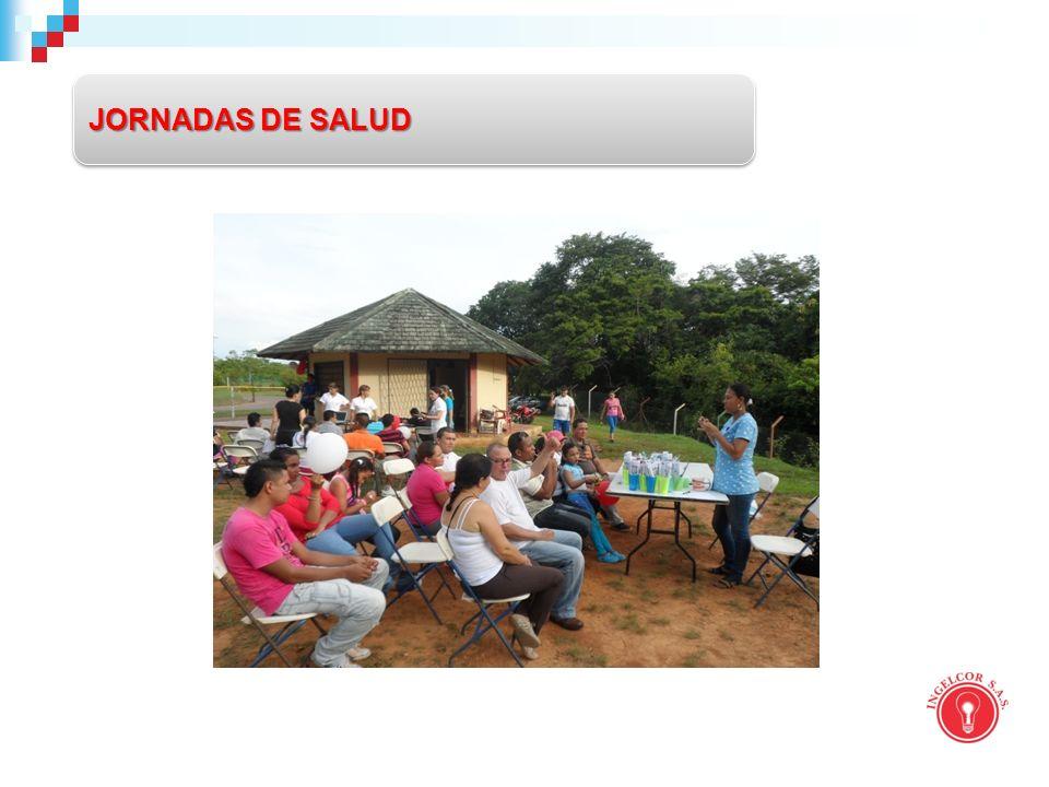JORNADAS DE SALUD