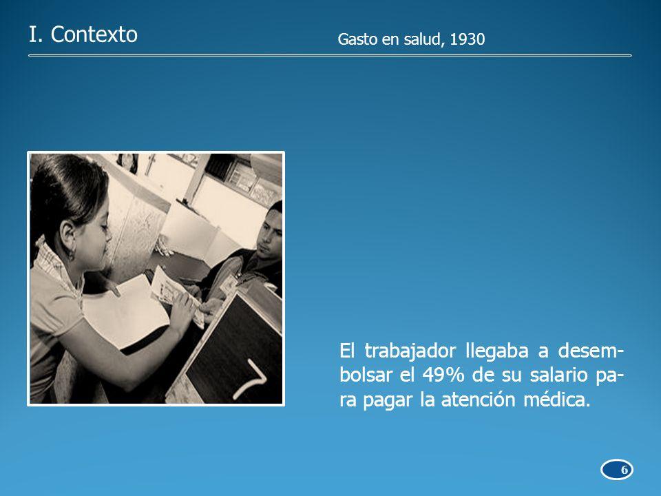 27 En 1959 se constituye el ISSSTE como: Organismo descentralizado.