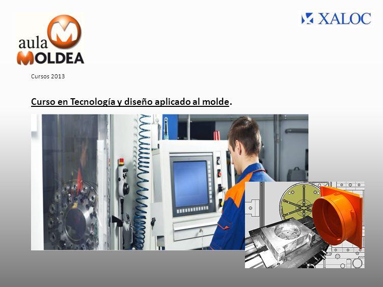 Curso en Tecnología y diseño aplicado al molde. Cursos 2013