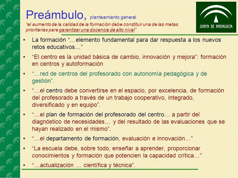 CAPÍTULO II: Coordinación general y provincial Artº 17: Coordinación general Corresponde a la D.G., actuaciones: a)Gestionar recursos b)Promover: renovación, innovación, investigación, experimentación… c)Coordinar actuaciones de los COORD.