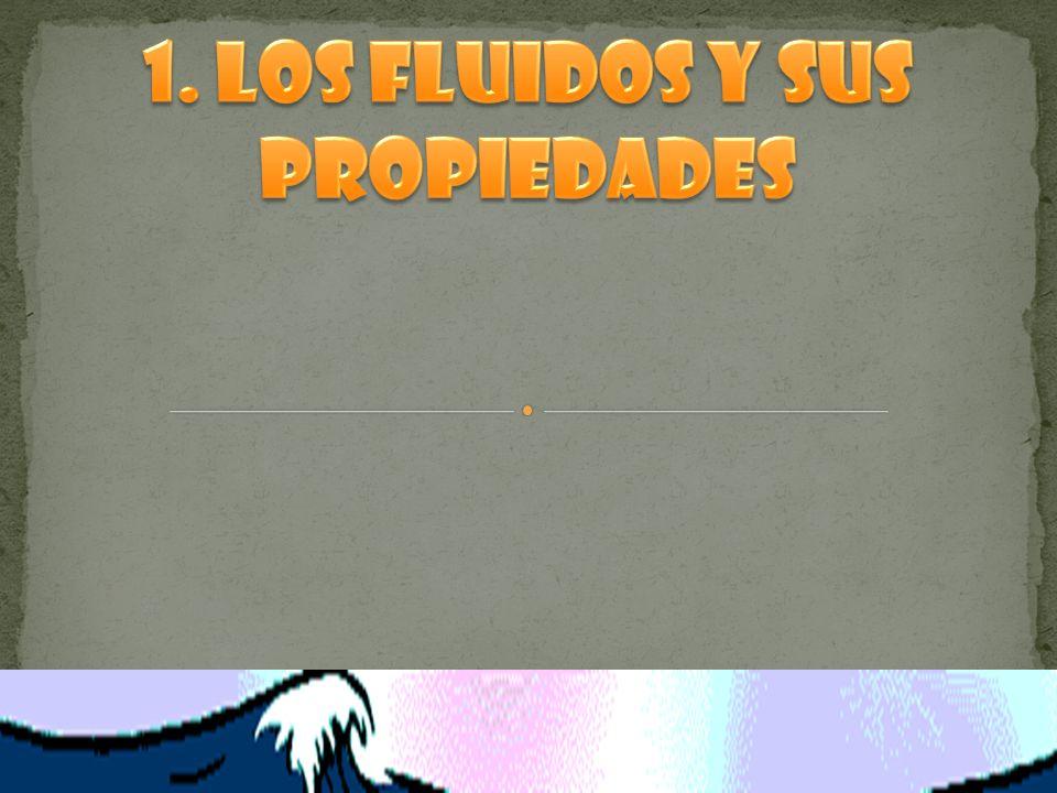Un fluido es una sustancia (líquido o gas) cuyas moléculas presentan una gran movilidad y se desplazan libremente debido a la poca cohesión existente entre ellas.