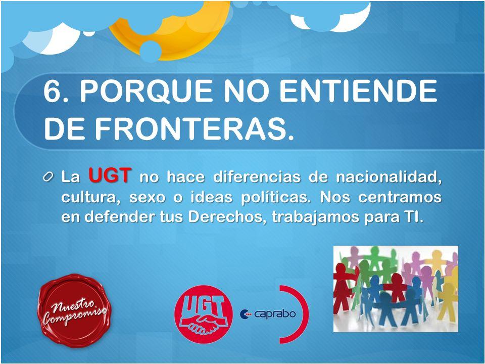6.PORQUE NO ENTIENDE DE FRONTERAS.