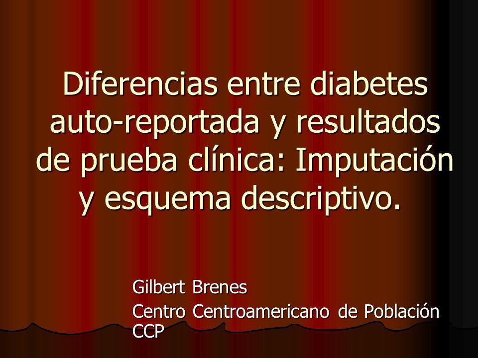¿Por qué Diabetes?: México Prevalencia en adultos Prevalencia en adultos –3.9% (edad 20) (Mackay and Mensah, 2004) –6% (edad entre 20 y 69) (ENSA-2000) Costo directo por hab: US$ 703 (Barceló et al, 2003) Costo directo por hab: US$ 703 (Barceló et al, 2003) Costo directo por paciente en el sistema de salud: US$ 750 (Arredondo et al, 2005) Costo directo por paciente en el sistema de salud: US$ 750 (Arredondo et al, 2005) Primera causa de muerte entre mujeres desde 2000, y la principal causa de retiro laboral prematuro, enfermedad renal y ceguera (Rull et al, 2005).