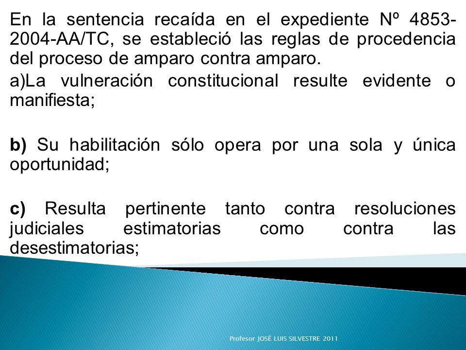 1.2.1 Sentencia estimatoria.