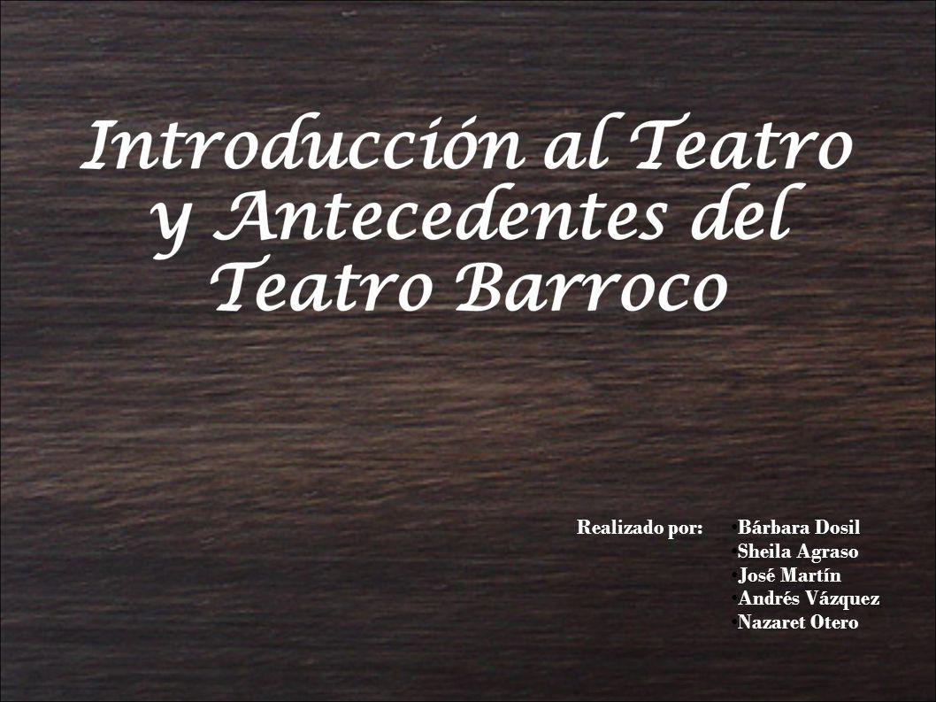 Bárbara Dosil Sheila Agraso José Martín Andrés Vázquez Nazaret Otero Realizado por:
