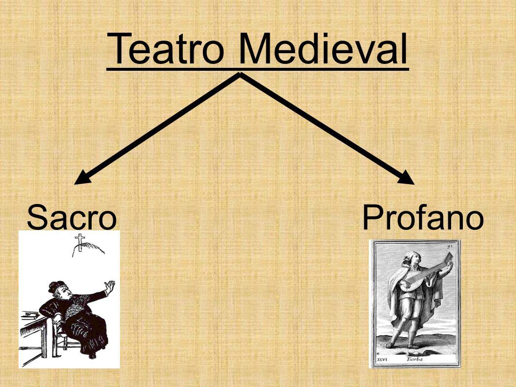 Teatro Medieval Sacro Profano