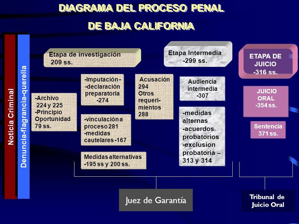 Requisitos para vincular a proceso Art.281 I. Que se haya formulado la imputación.