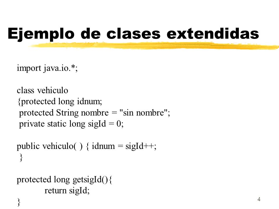 25 Object como superclase: equals public class Book {...