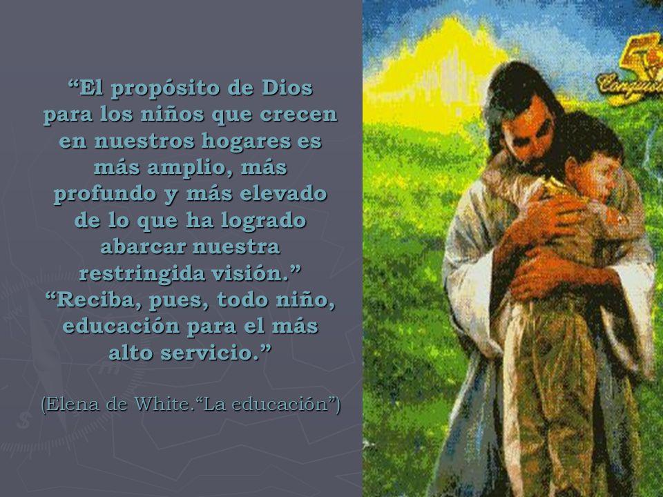 El propósito de Dios para los niños que crecen en nuestros hogares es más amplio, más profundo y más elevado de lo que ha logrado abarcar nuestra rest