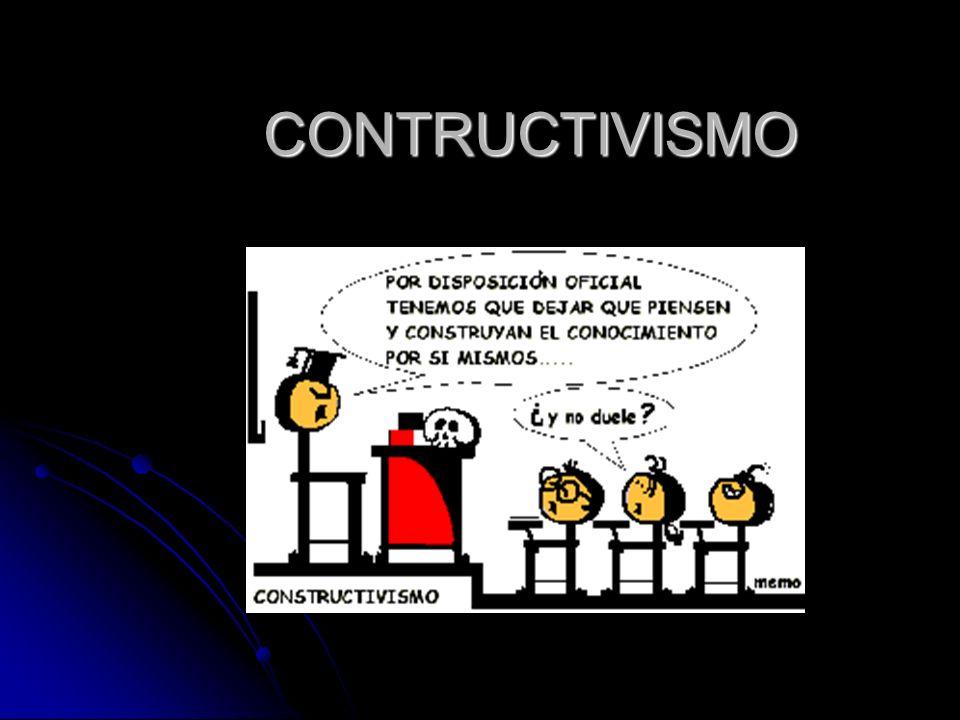 ¿QUE ES EL CONSTRUCTIVISMO.