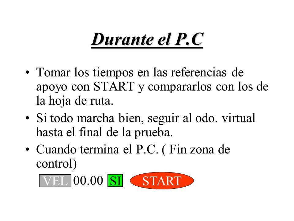3. Preparar el P.C. N° 1 Programar Autolargada: MENU 5 1 Ingresar la hora de largada del P.C., confirmarla y ubicar el corchete en la posición ON. Ing