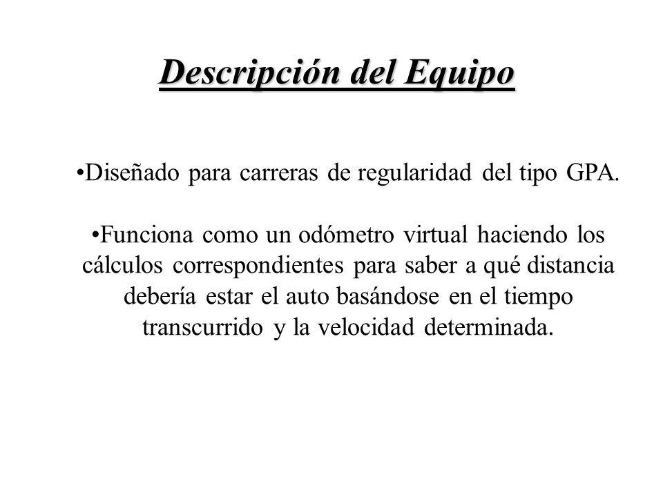 PUMA TIMING Un sistema completo Por Guillermo Berisso