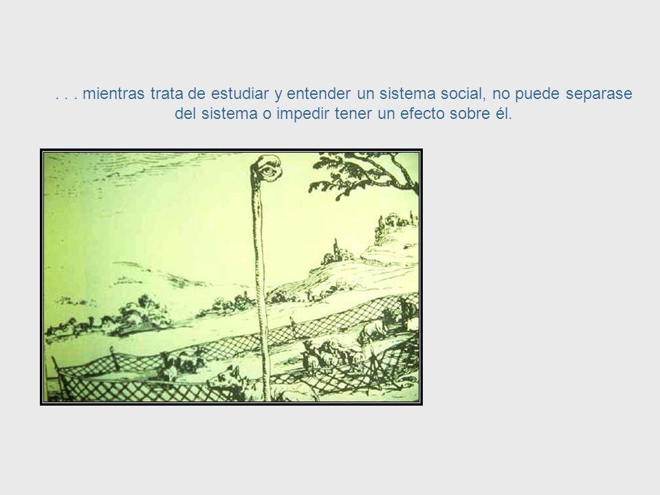 La aplicación de la cibernética a sistemas sociales exige poner atención sobre el rol del observador de un sistema quien...