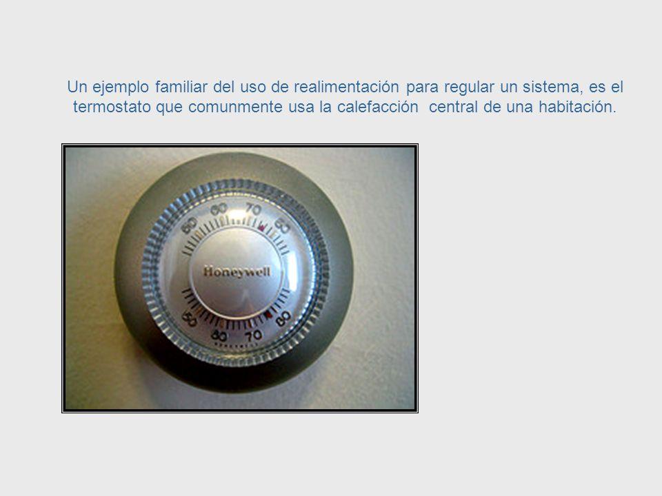 Retroalimentación El cañón antiaéreo demuestra el principio cibernético de la retroalimentación.