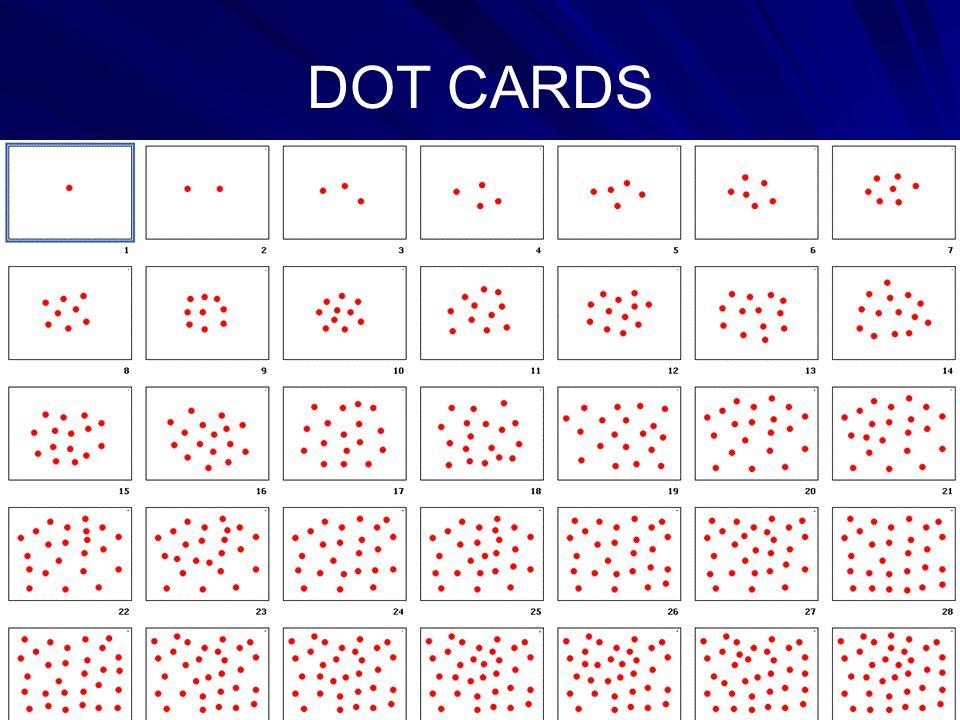 DOT CARDS 4/22/201422/10/08