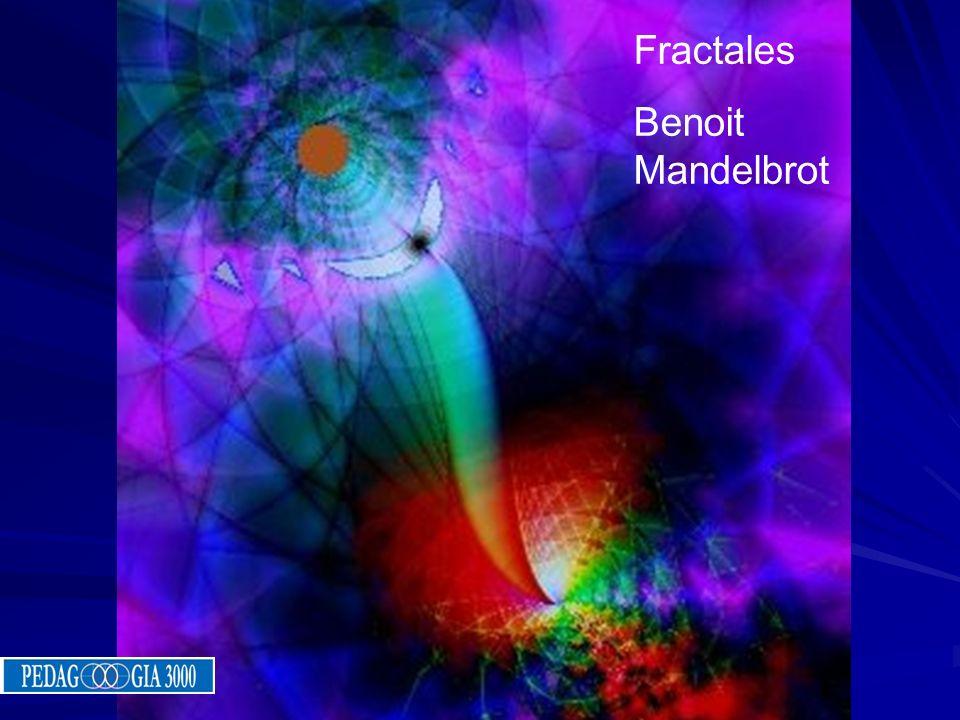 Fractales Benoit Mandelbrot