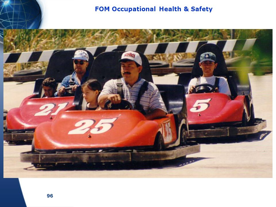 96 FOM Occupational Health & Safety