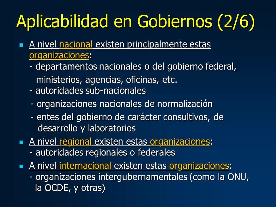 A nivel nacional existen principalmente estas organizaciones: - departamentos nacionales o del gobierno federal, A nivel nacional existen principalmente estas organizaciones: - departamentos nacionales o del gobierno federal, ministerios, agencias, oficinas, etc.