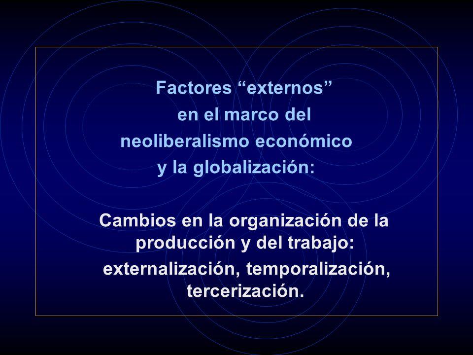 I.Ejes estratégicos de la Autoreforma Sindical 1.