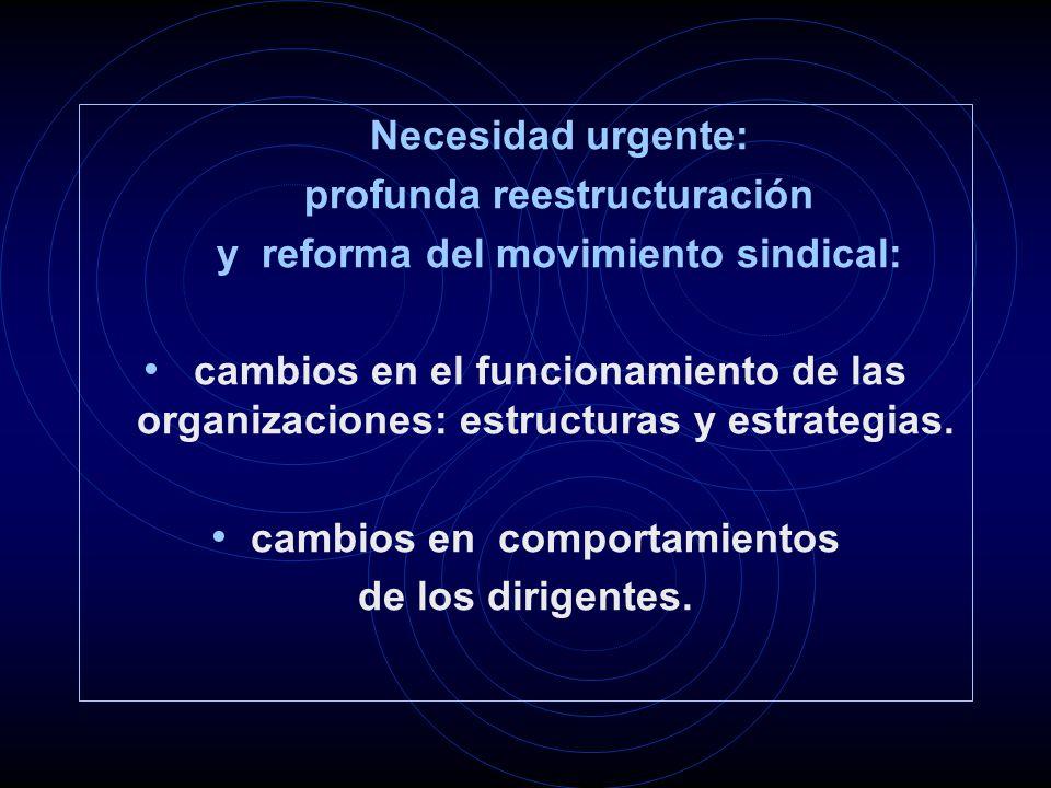 Formación Sindical La formación sindical es la piedra angular sobre la que descansan los principios, objetivos y la militancia sindical.