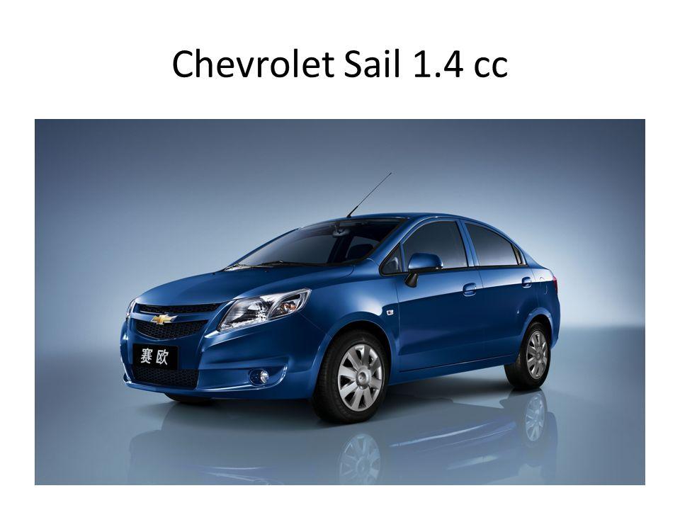 Chevrolet Sail 1.4 cc