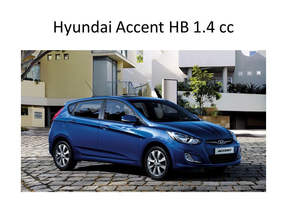Hyundai Accent HB 1.4 cc