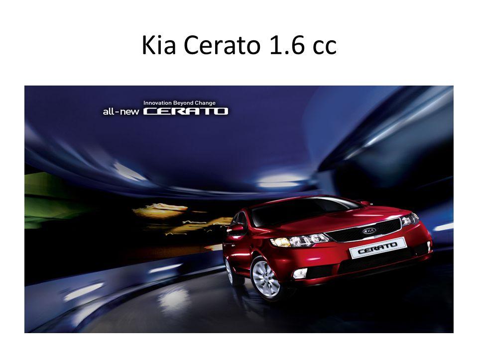 Kia Cerato 1.6 cc