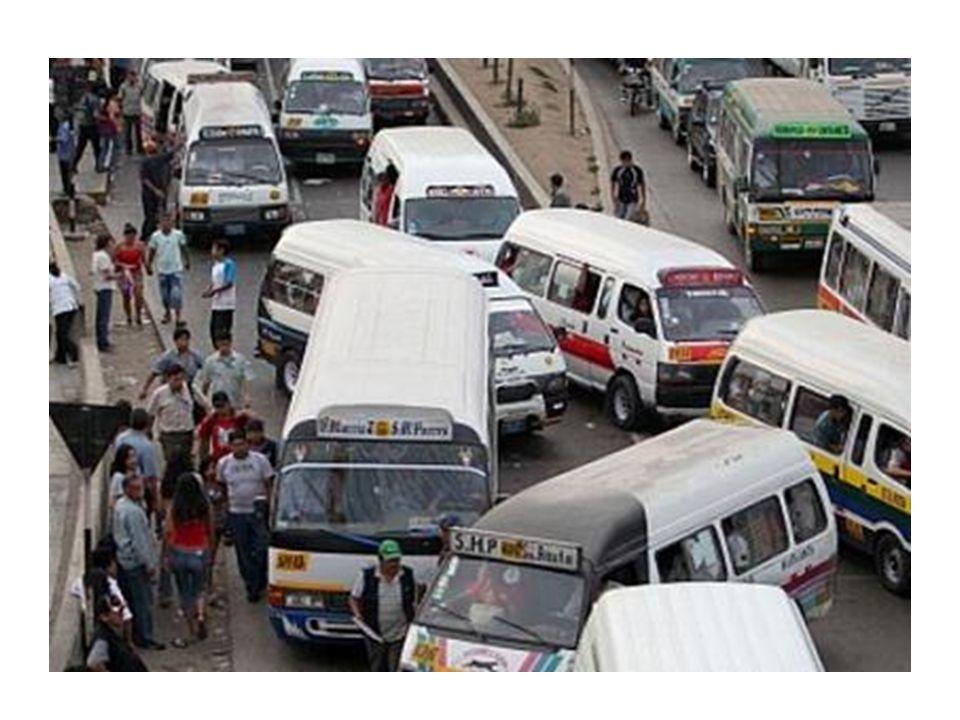 Estacionamiento de autos en C.C.