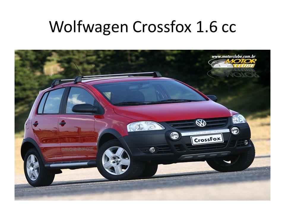 Wolfwagen Crossfox 1.6 cc