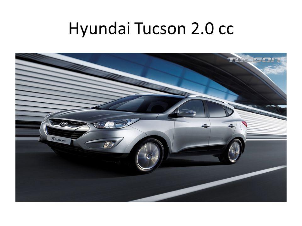 Hyundai Tucson 2.0 cc