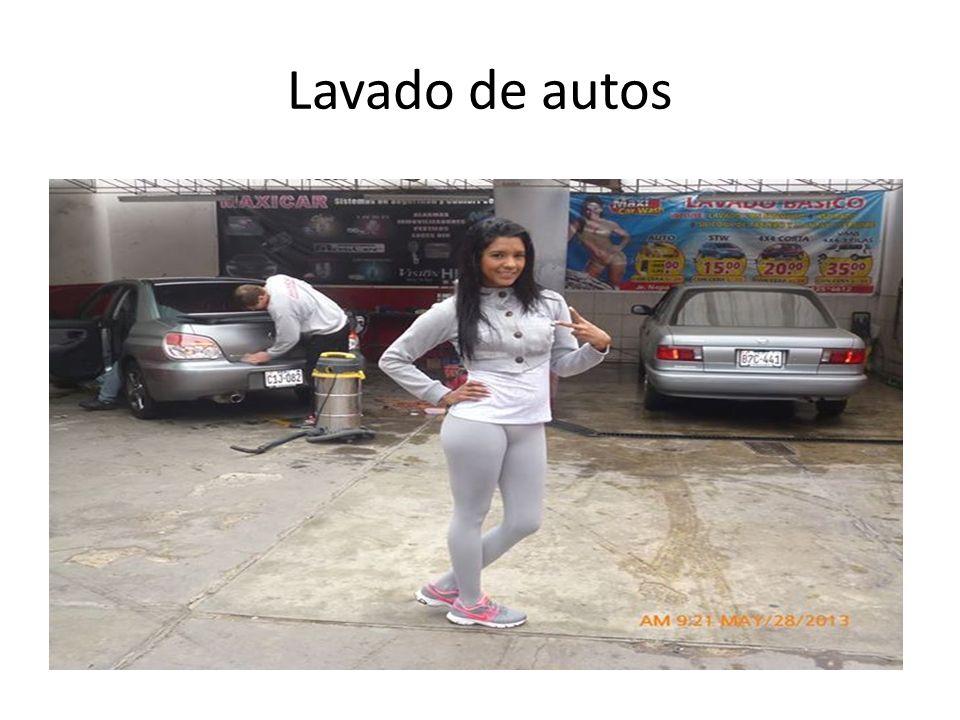 Lavado de autos