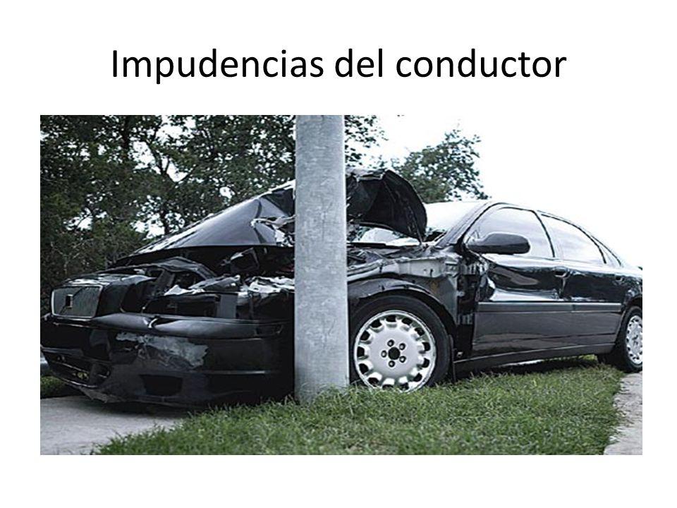Impudencias del conductor
