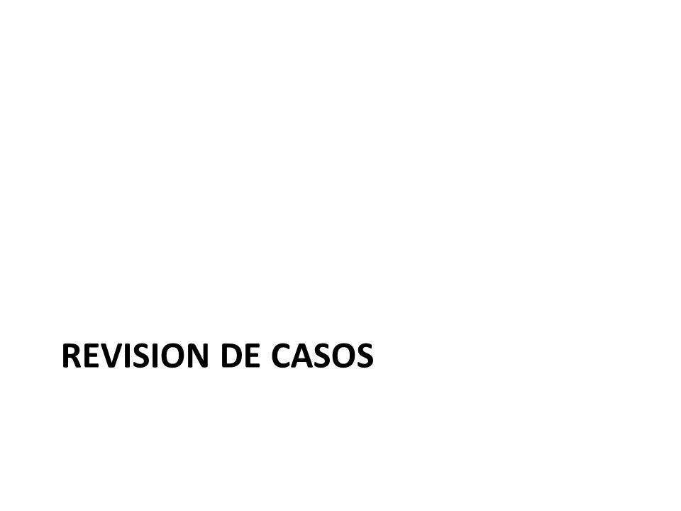 REVISION DE CASOS