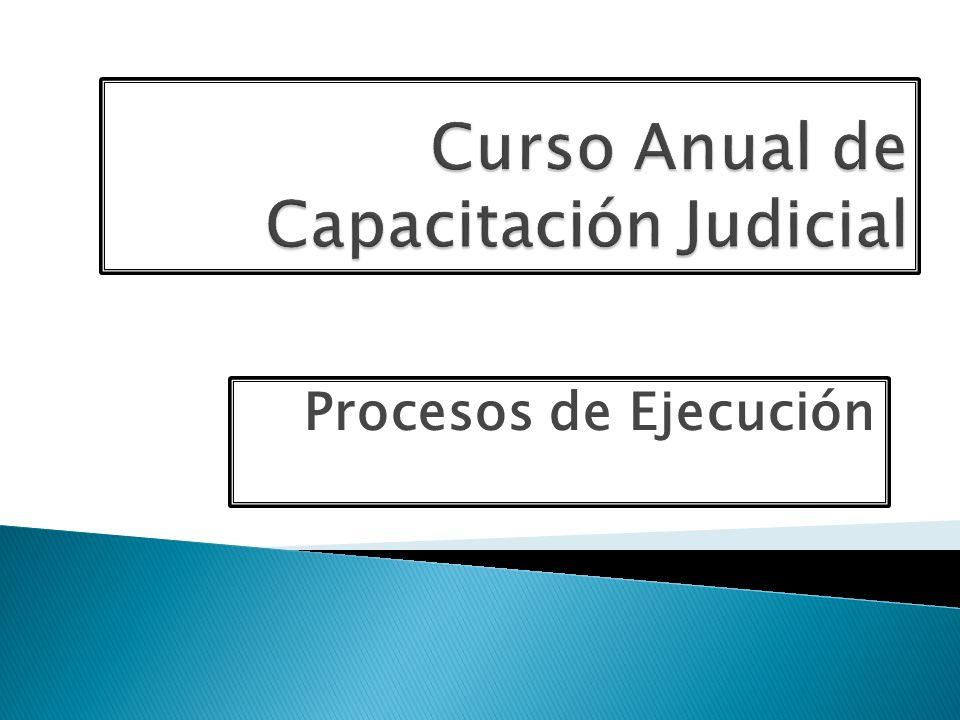 Cognición más acotada: Plazos más cortos Limitaciones en cuanto a las defensas que pueden oponerse Restricción del acceso a la doble instancia Sentencia que hace cosa juzgada formal