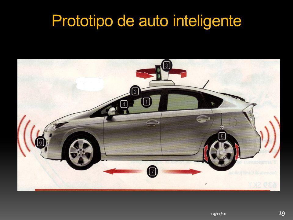 19/11/10 19 Prototipo de auto inteligente