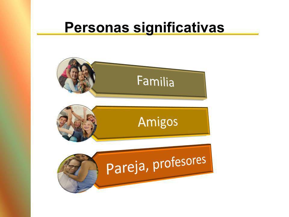 Personas significativas