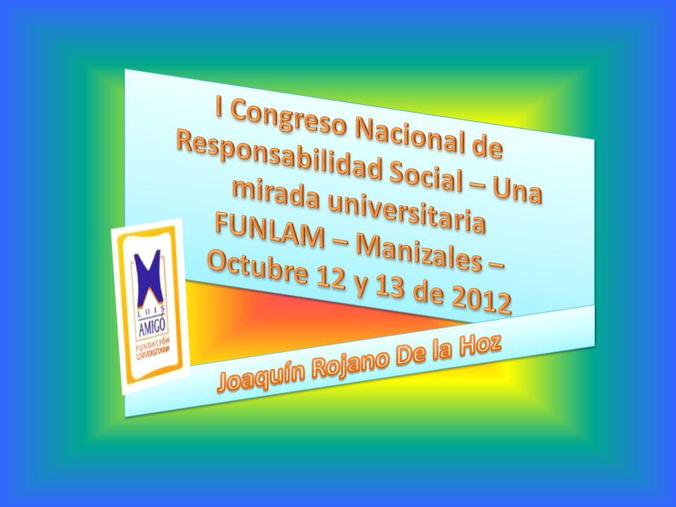 Auto atribución de Comportamientos Socialmente Responsables RELIGIOSIDAD Participo en actividades de grupo religiosos.