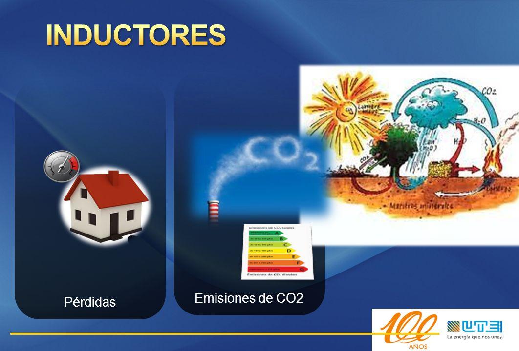 Emisiones de CO2 Pérdidas