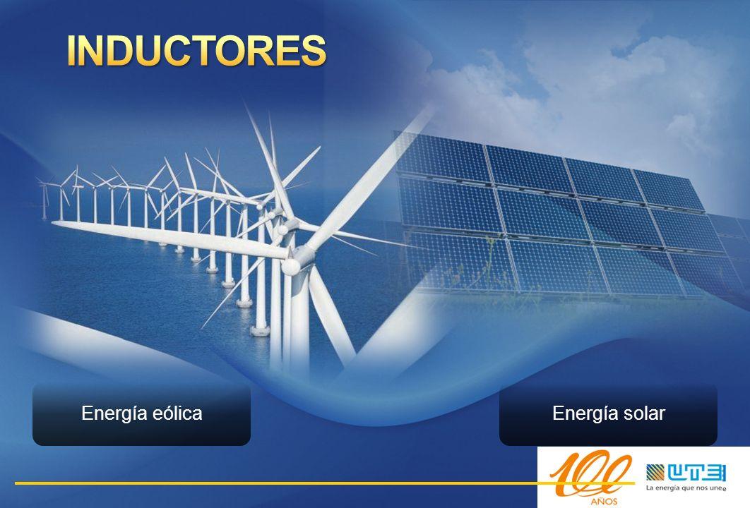 Energía eólicaEnergía solar