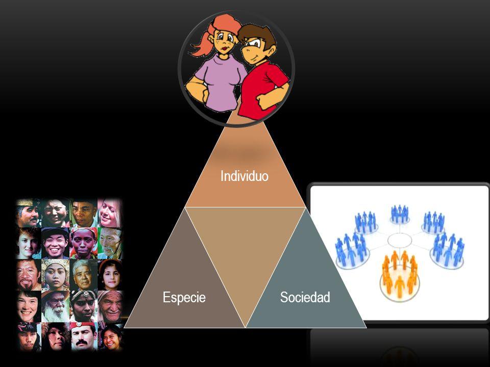 IndividuoEspecieSociedad
