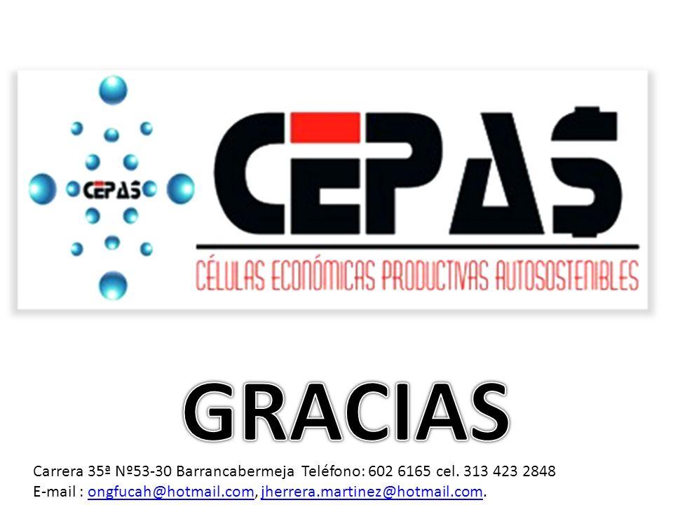 Carrera 35ª Nº53-30 Barrancabermeja Teléfono: 602 6165 cel. 313 423 2848 E-mail : ongfucah@hotmail.com, jherrera.martinez@hotmail.com.ongfucah@hotmail