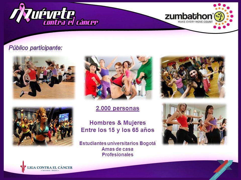 Zumba es una nueva actividad aeróbica que combina pasos de baile con movimientos de tonificación muscular.