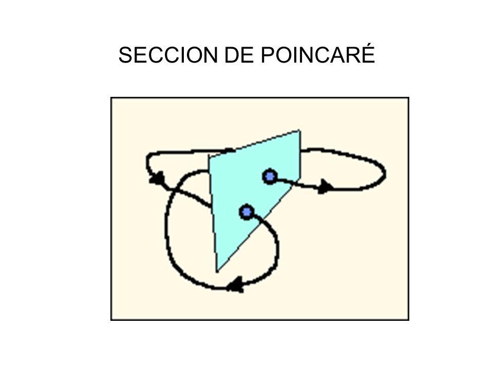 SECCION DE POINCARÉ