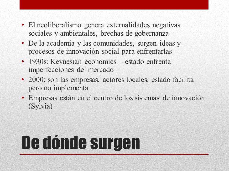 ¿Podrán las ENE convertirse en ERS y así en impulsores de la ESS en Cuba.