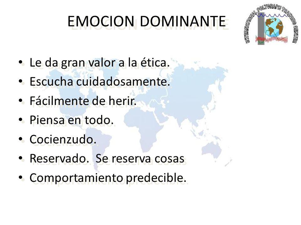 DOMINANTE LOGICO ESTRATEGIA DE INTERROGATORIO Presente los Hechos del Caso como si Usted esta A Favor o En Contra.