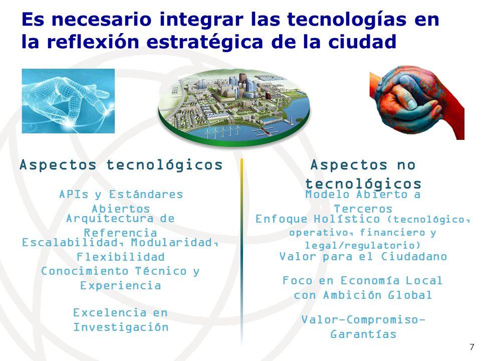 Pero esto es sólo el inicio, la siguiente oleada es la revolución de las máquinas 200 millones conexiones M2M al 2012 50.000 millones de dispositivos