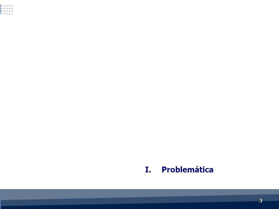 33 I. Problemática