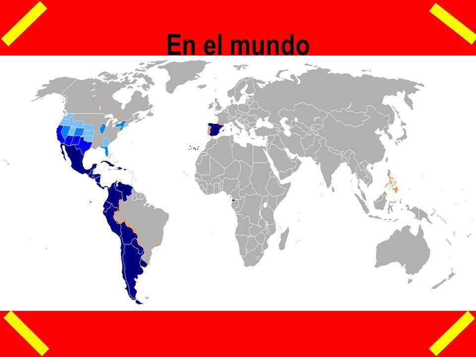 En el mundo