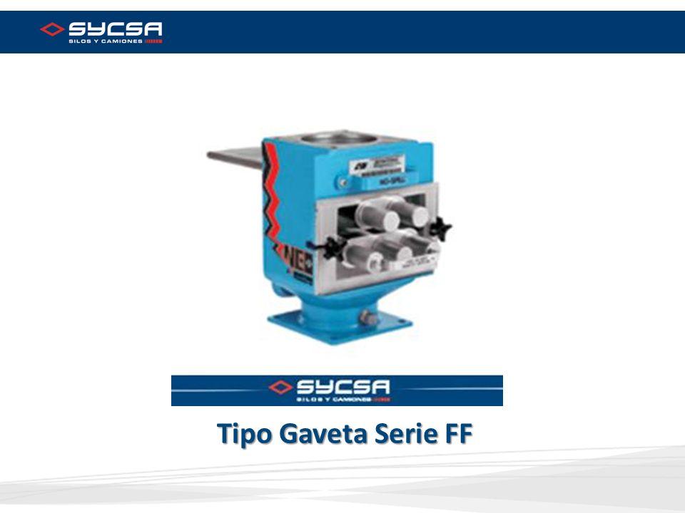 Tipo Gaveta Serie FF